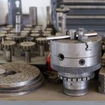 Dividing Head Plates, Chuck and Woodruff Cutters