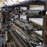 Inventory - Shafting and Cylinder Tubing