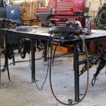 Custom Built Work Table