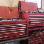Hand tools and tool boxes